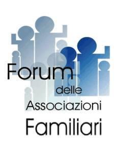 Logo Forum delle Associazioni Familiari